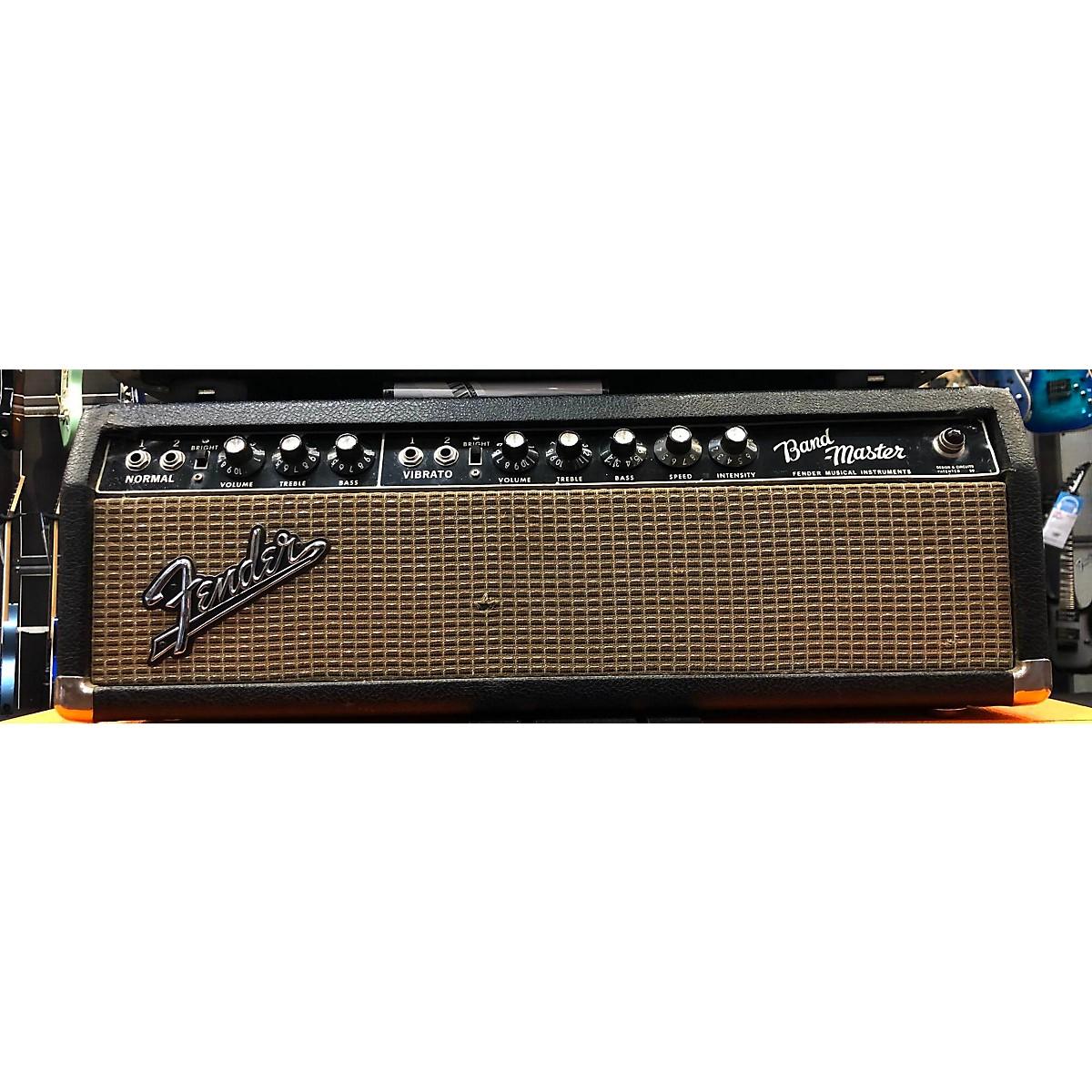 Fender 1965 Band Master Tube Guitar Amp Head