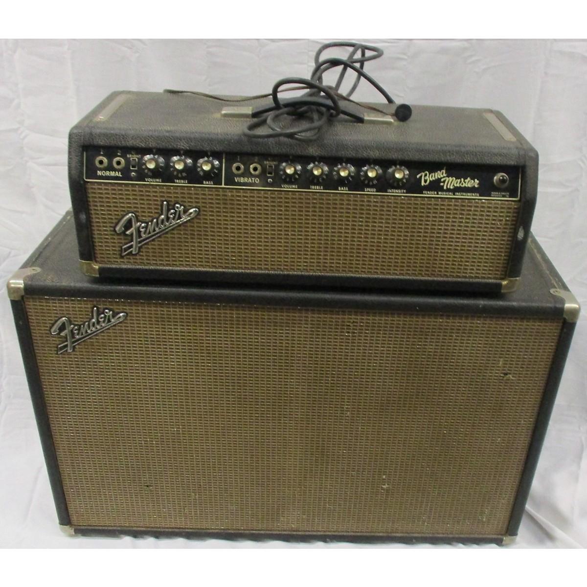 Fender 1965 Bandmaster Tube Guitar Amp Head