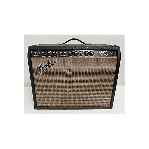 Fender 1965 Deluxe Amp Tube Guitar Combo Amp