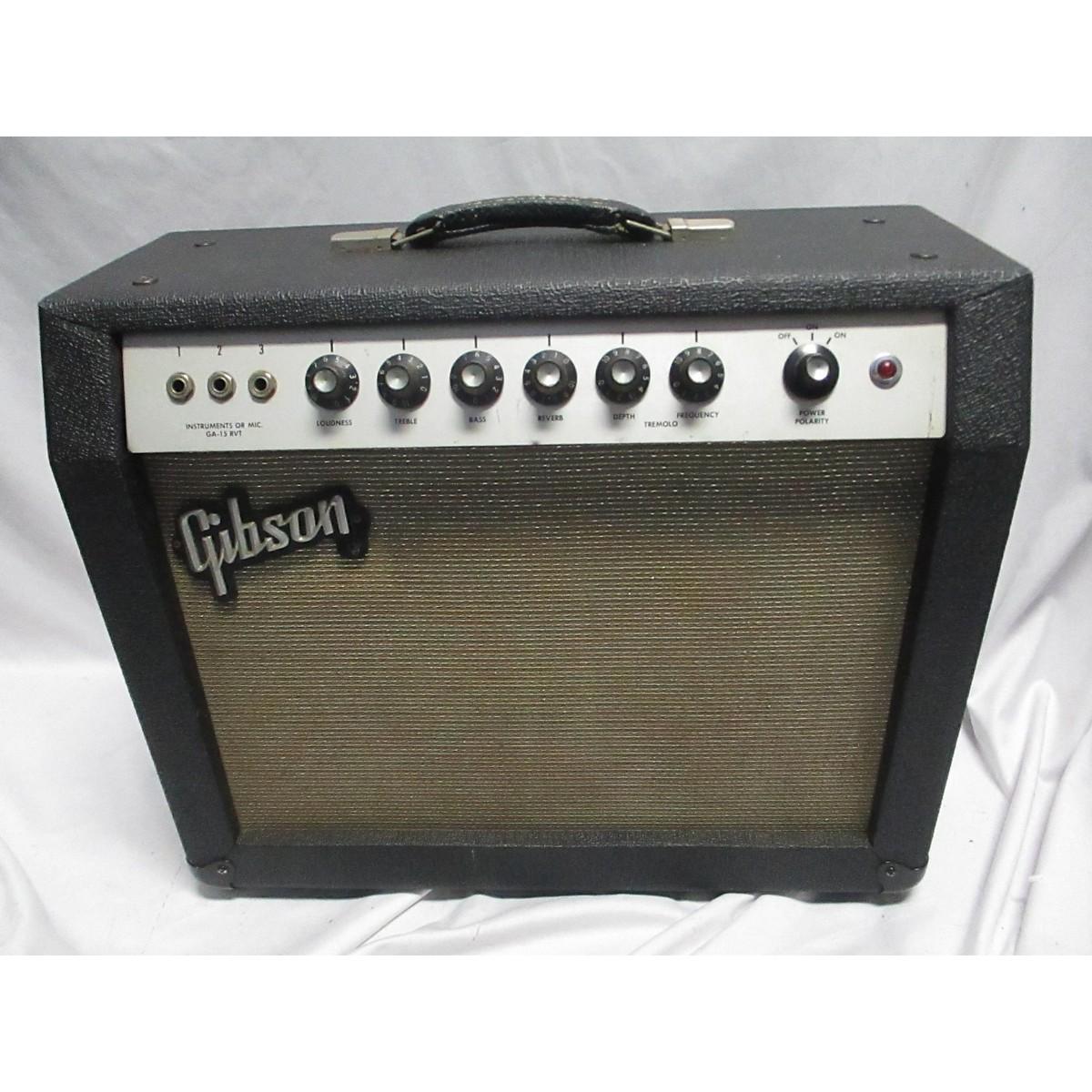 Gibson 1965 GA15RVT Tube Guitar Combo Amp