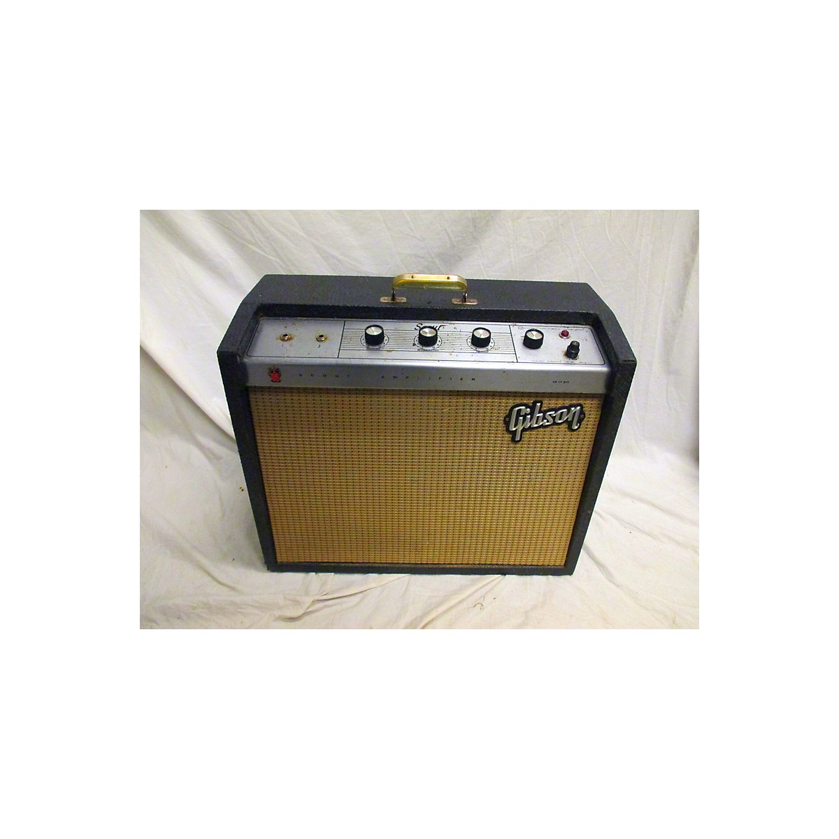 Gibson 1965 Ga-17 RVT Scout Combo Tube Guitar Combo Amp
