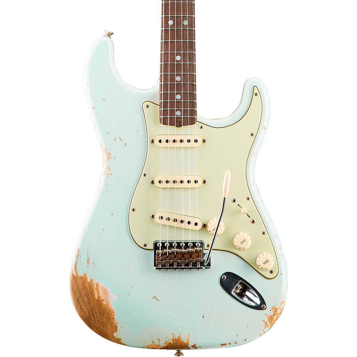 Fender Custom Shop 1965 Heavy Relic Stratocaster Electric Guitar