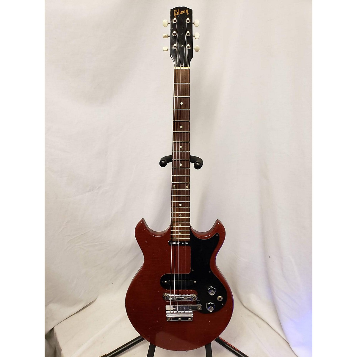 Gibson 1965 Melody Maker Solid Body Electric Guitar