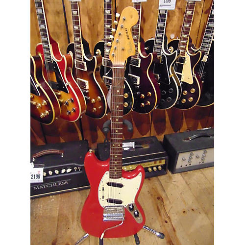Fender 1965 Mustang Solid Body Electric Guitar