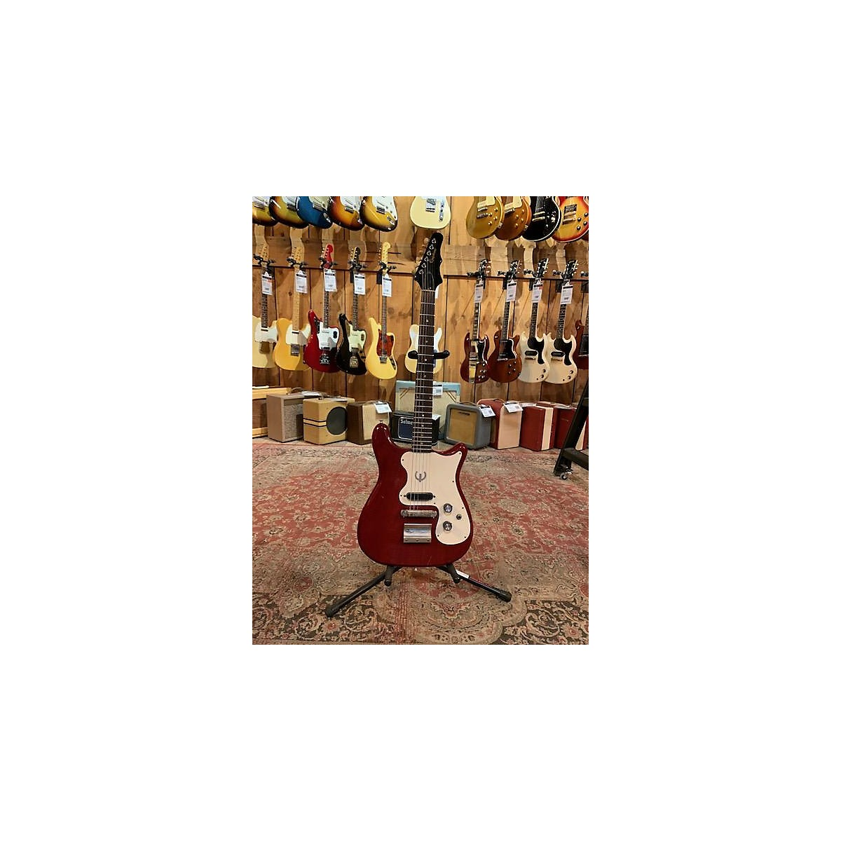 Epiphone 1965 Olympic Solid Body Electric Guitar