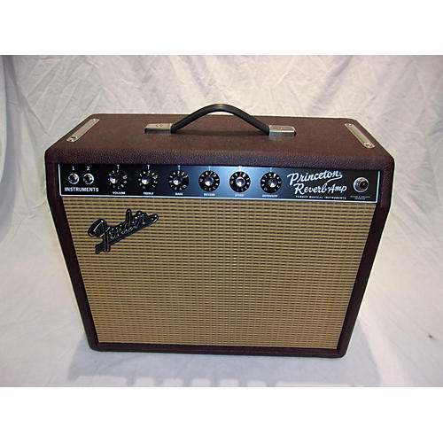 Fender 1965 Princeton Reverb 15W 1x12 Tube Guitar Combo Amp