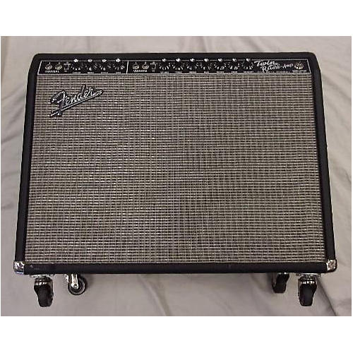 used fender 1965 reissue twin reverb 85w 2x12 tube guitar combo amp guitar center. Black Bedroom Furniture Sets. Home Design Ideas