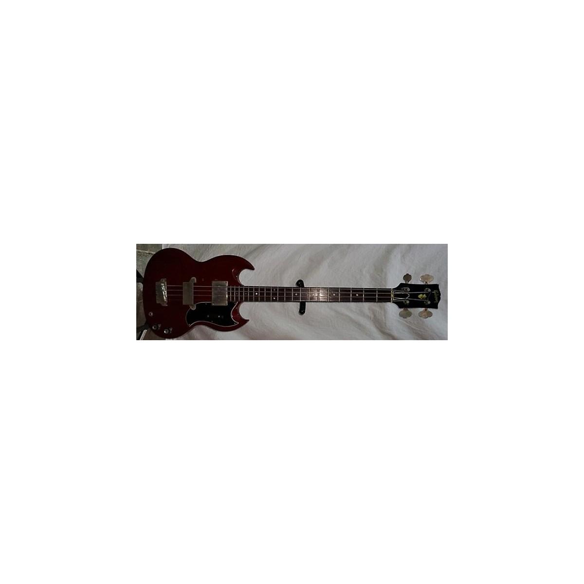Gibson 1965 SG Bass Electric Bass Guitar