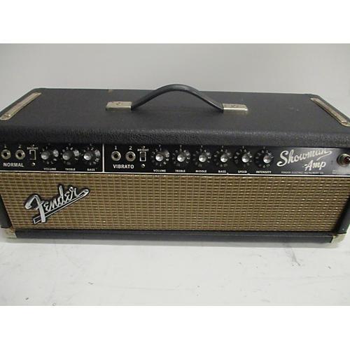 Fender 1965 Showman Amp Tube Guitar Amp Head