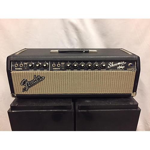 Fender 1965 Showman Tube Guitar Amp Head