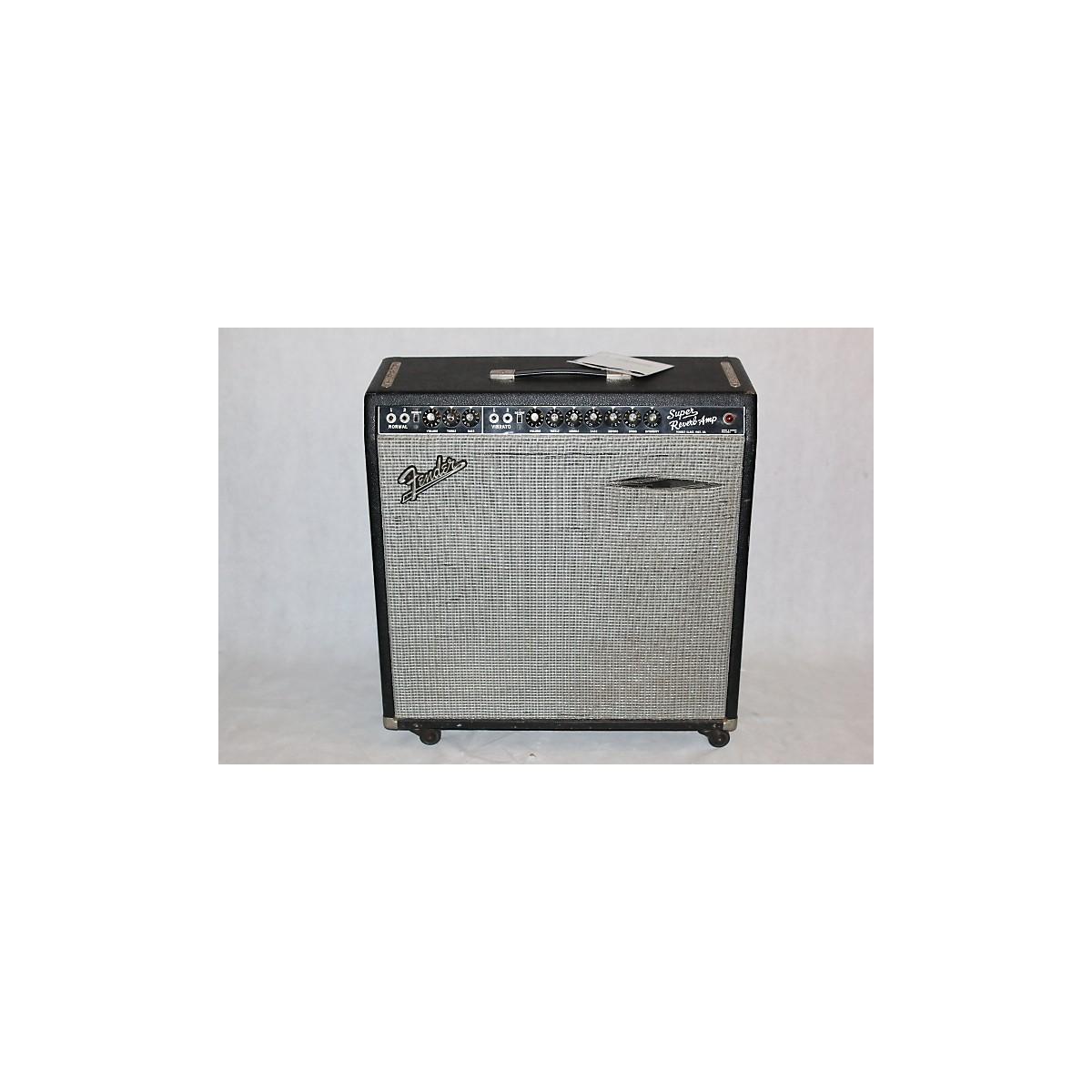 Fender 1965 Super Reverb Tube Guitar Combo Amp