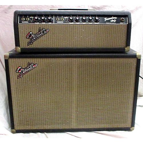 Fender 1965 Tremolux With Cab Tube Guitar Amp Head