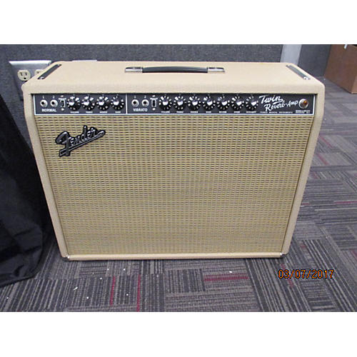 Fender 1965 Twin Reverb Ltd Ed Tube Guitar Combo Amp