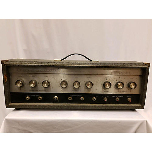 Silvertone 1965 Twin Twelve Tube Guitar Amp Head