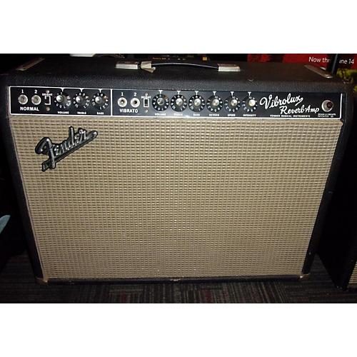 Fender 1965 Vibrolux Reverb 40W 2x10 Tube Guitar Combo Amp