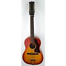 Gibson 1966 1966 Gibson B-12 25 Sunburst 12 String Acoustic Guitar