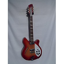 Rickenbacker 1966 360/12 Hollow Body Electric Guitar