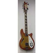 Rickenbacker 1966 4005 Refin Electric Bass Guitar