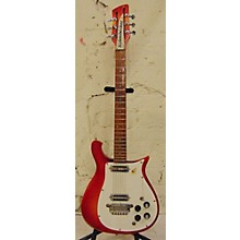 Rickenbacker 1966 450 Solid Body Electric Guitar