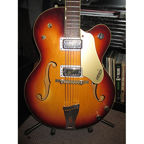 Gretsch Guitars 1966 6117 Double Anniversary Hollow Body Electric Guitar