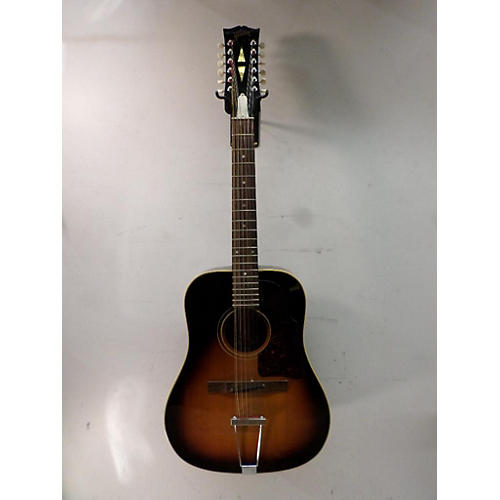 Gibson 1966 B-45-12 12 String Acoustic Guitar