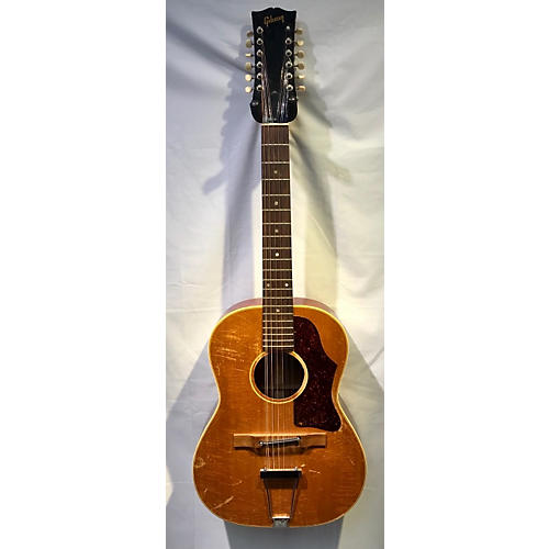 Gibson 1966 B45 12 String Acoustic Guitar