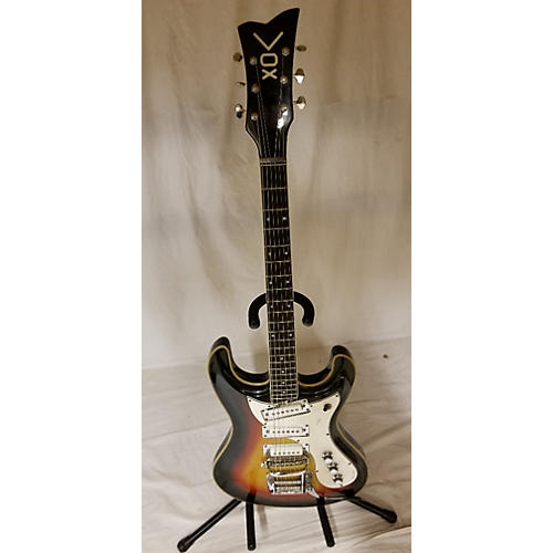 Vox 1966 Bulldog Solid Body Electric Guitar