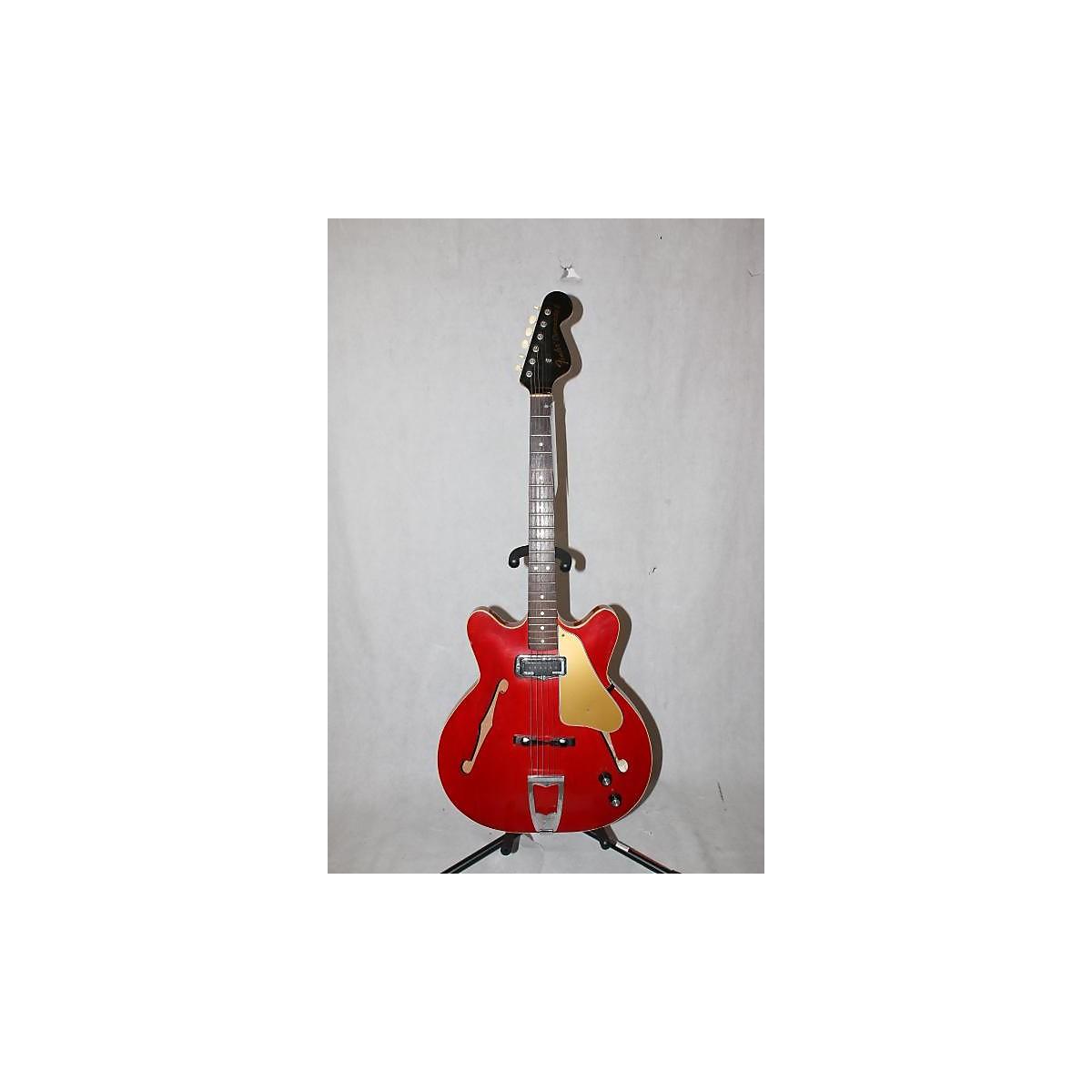 Fender 1966 Coronado I Hollow Body Electric Guitar