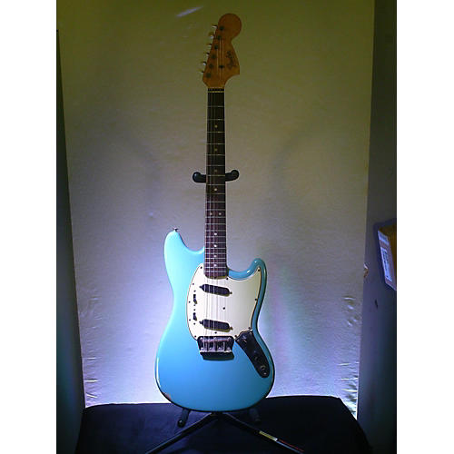 Fender 1966 Duo Sonic II Solid Body Electric Guitar