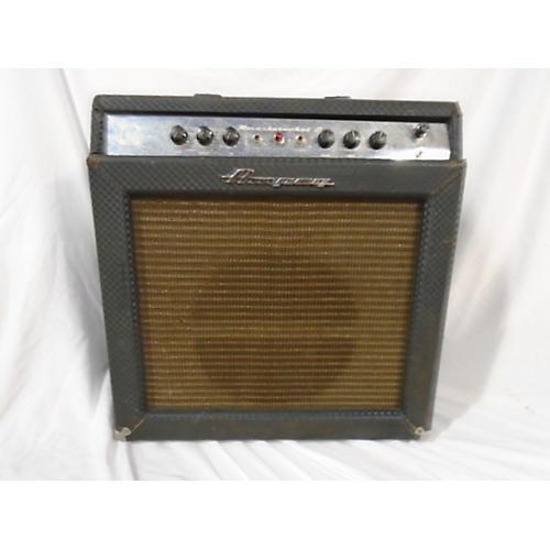 Ampeg 1966 GS12R Reverb Rocket Tube Guitar Combo Amp