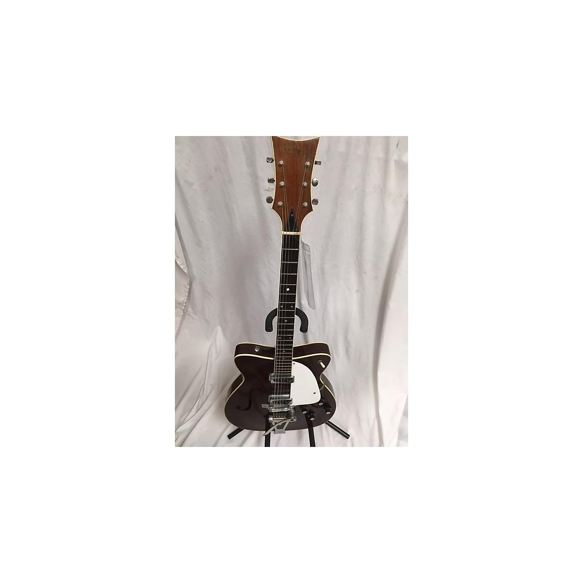 Martin 1966 GT-75 Hollow Body Electric Guitar