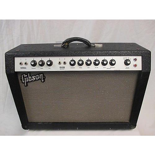 Gibson 1966 Lancer GA-35 RVT Tube Guitar Combo Amp
