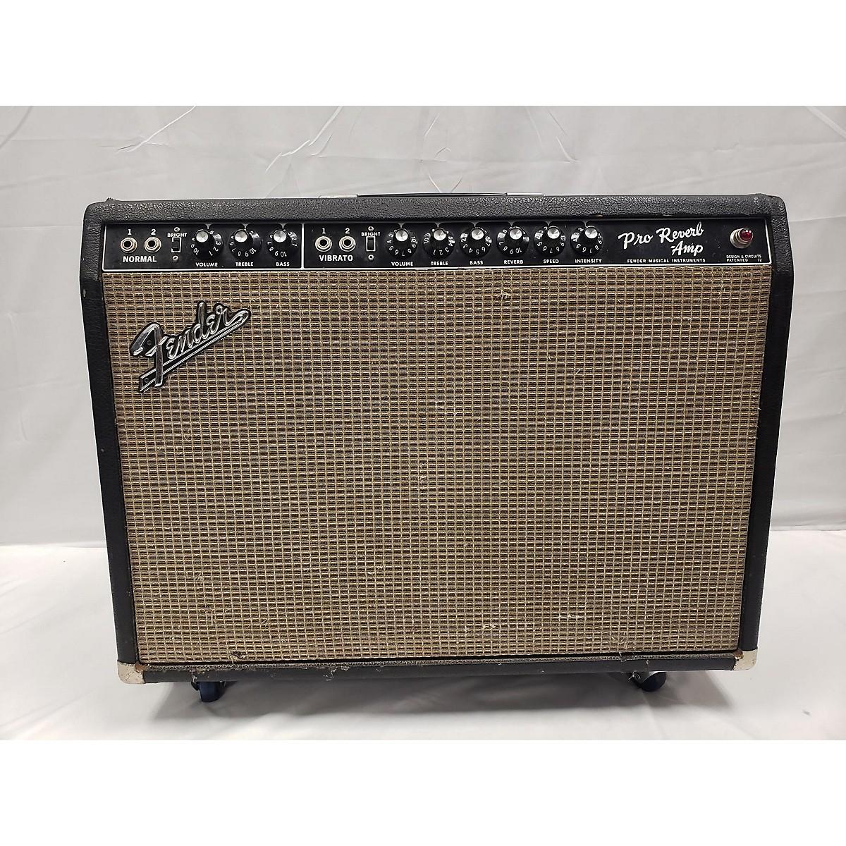 Fender 1966 PRO REVERB AMP Tube Guitar Combo Amp