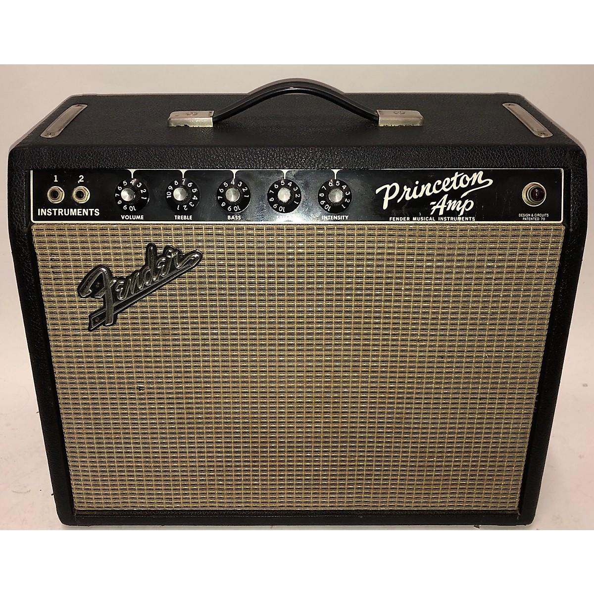 Fender 1966 Princeton Tube Guitar Combo Amp