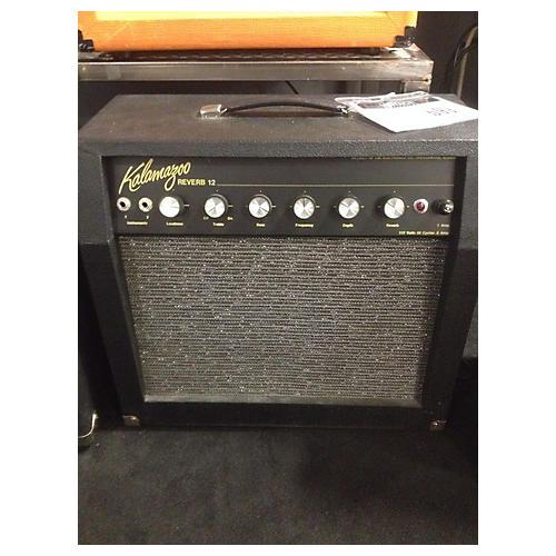 Kalamazoo 1966 Reverb 12 Tube Guitar Combo Amp