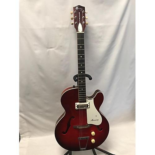 Harmony 1966 Rocket H53 Hollow Body Electric Guitar