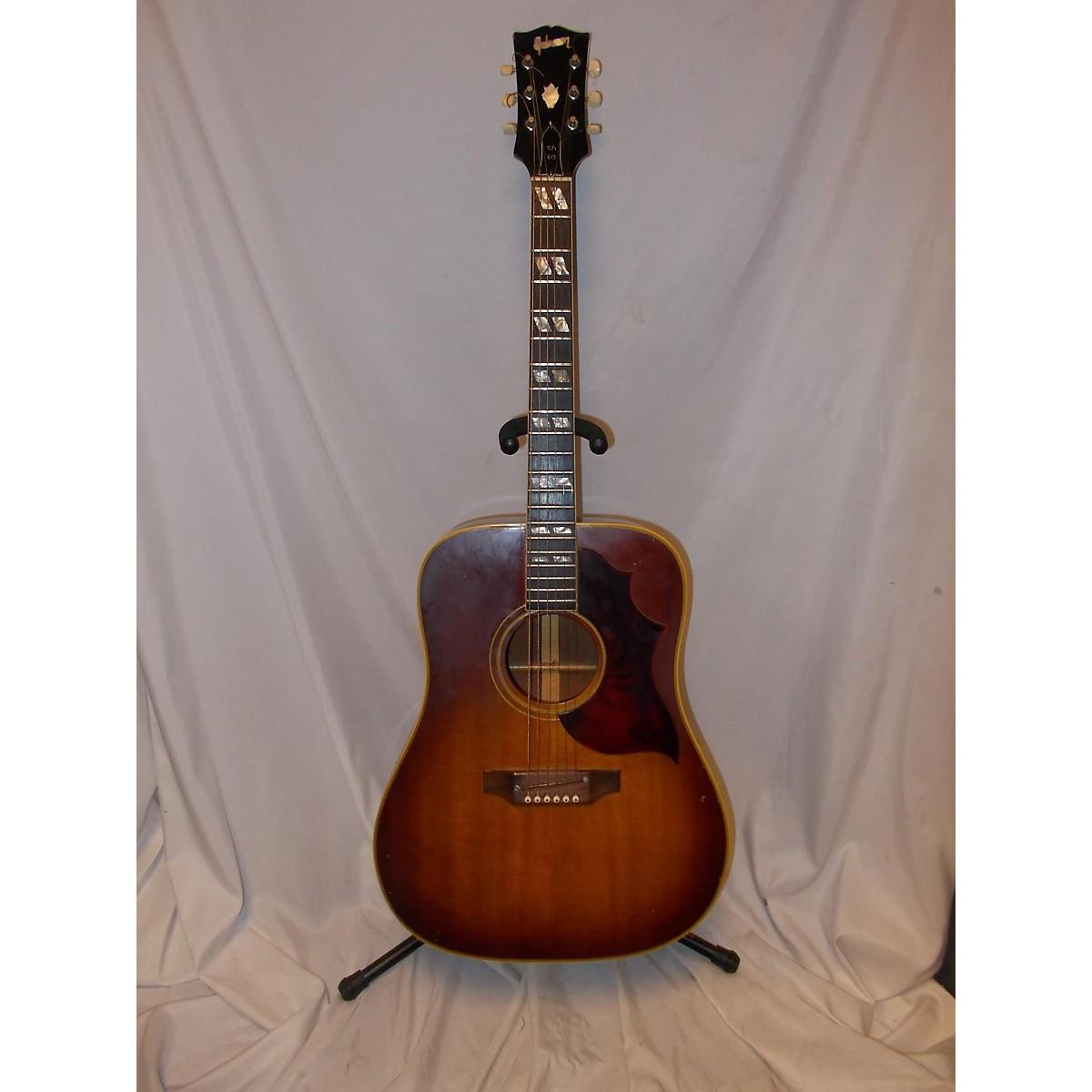 Gibson 1966 SJ Southern Jumbo Acoustic Guitar