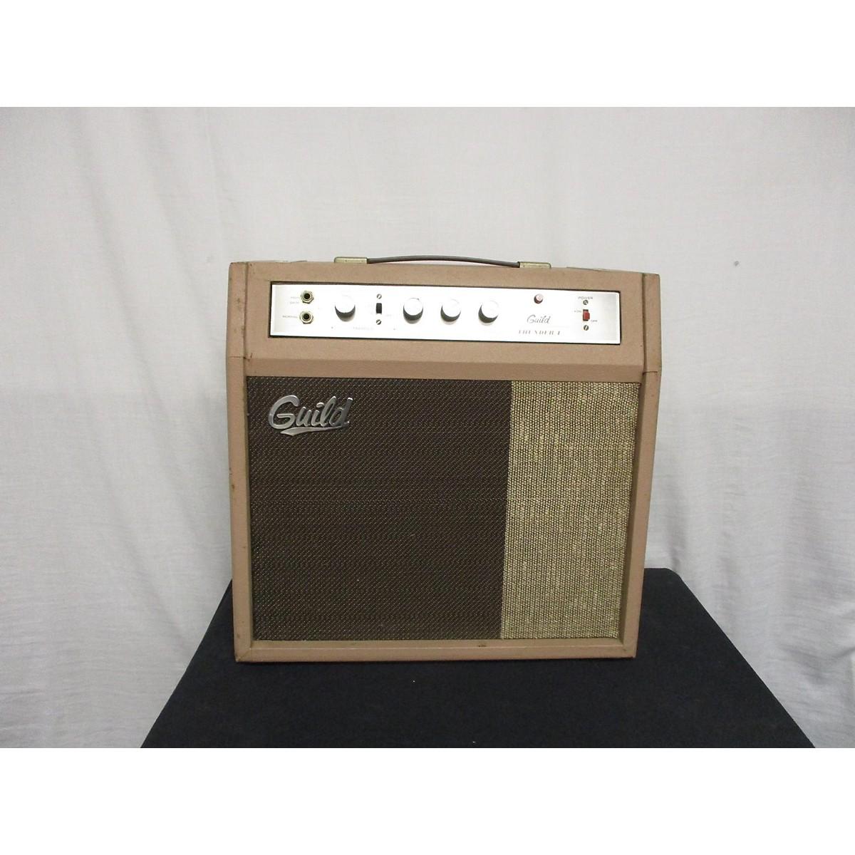 Guild 1966 Thuder 1 Tube Guitar Combo Amp