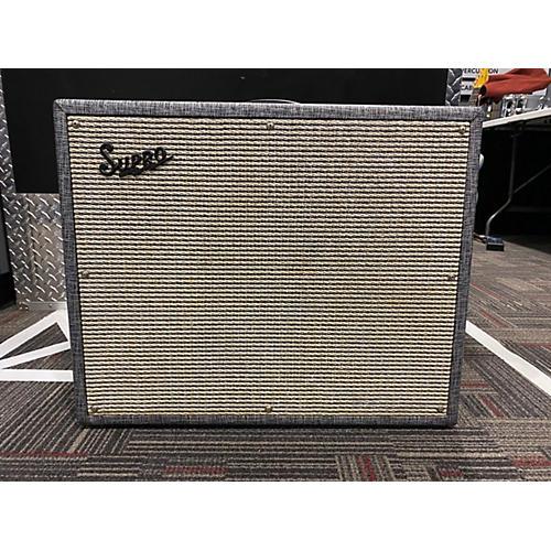 Supro 1966 Thunderbolt Tube Bass Combo Amp
