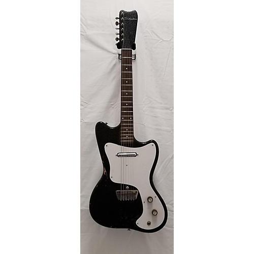Silvertone 1967 1451 Solid Body Electric Guitar
