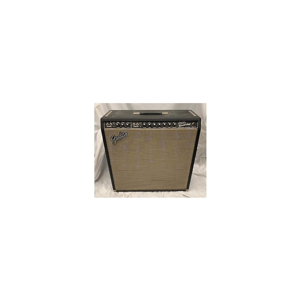 Fender 1967  1967 Fender Super Reverb Amp Tube Guitar Combo Amp