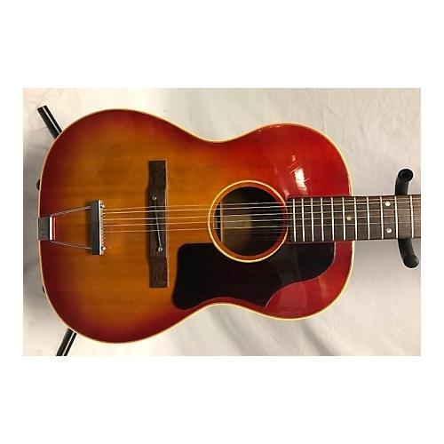vintage gibson 1967 b25 12 12 string acoustic guitar sunburst guitar center. Black Bedroom Furniture Sets. Home Design Ideas