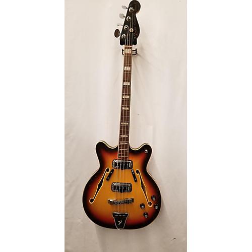 Fender 1967 Coronado 4-String Electric Bass Guitar