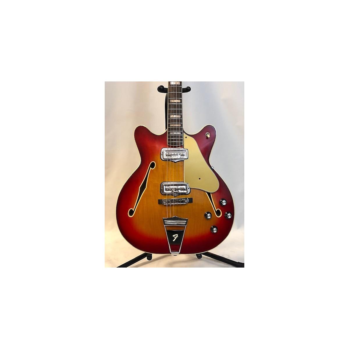 Fender 1967 Coronado II Solid Body Electric Guitar