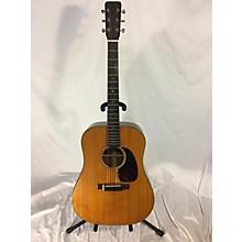 Martin 1967 D18 Acoustic Guitar