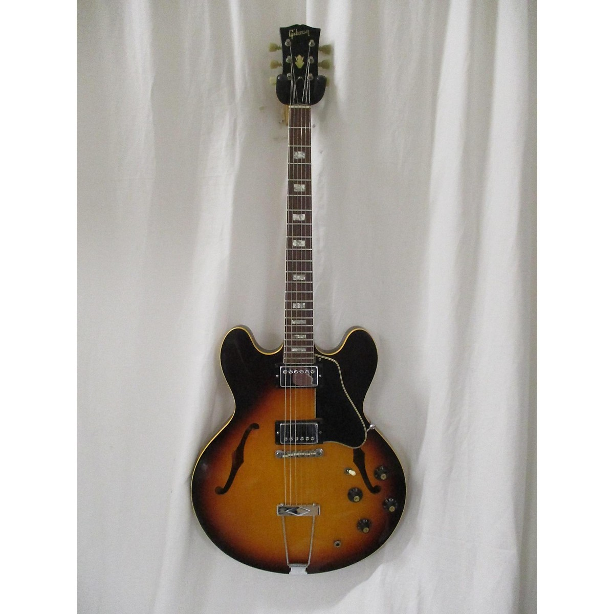 Gibson 1967 ES-335TDS Hollow Body Electric Guitar