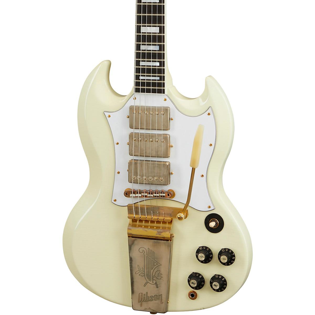 Gibson Custom 1967 Jimi Hendrix SG Custom Aged Electric Guitar