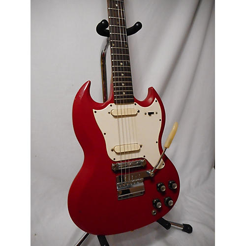 Gibson 1967 Melody Maker Red SG Solid Body Electric Guitar
