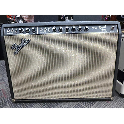 Fender 1967 PRO REVERB Tube Guitar Combo Amp