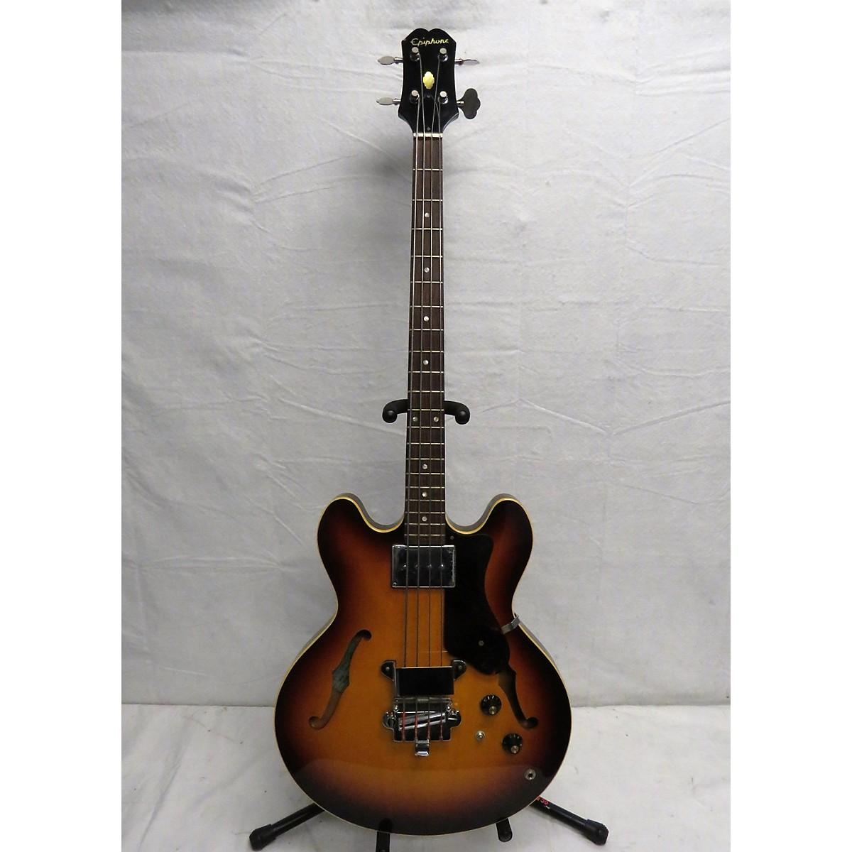 Epiphone 1967 Rivoli EB-232 Electric Bass Guitar